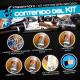 Kit de Hidrografía/Water Transfer Printing en Aerosol completo