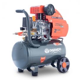 Compresor De Aire Daewoo 24 Litros 2 Hp Garantía - Oferta