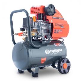 Compresor De Aire Daewoo 50 Litros  potencia 2.5 Hp Garantía - Oferta