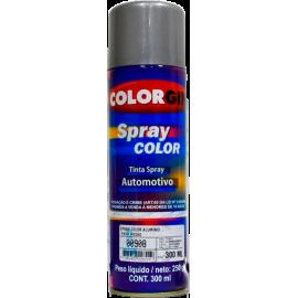 Pintura en aerosol Aluminio para Llantas por 300ml